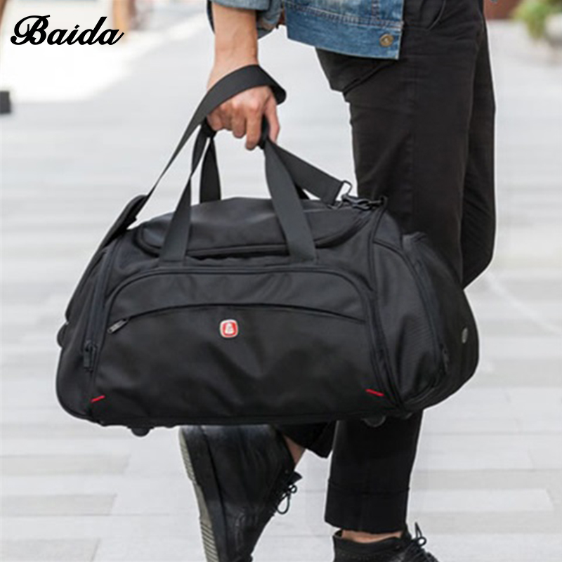 Mode Oxford Vattentät Väska Handväska Kvinnor Resväska - Väskor för bagage och resor - Foto 6