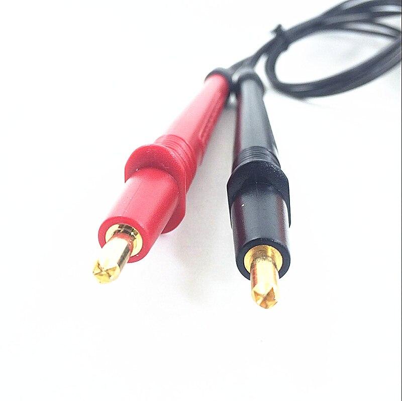 SM8124A compteur d'impédance de résistance de batterie interne voltmètre de résistance de batterie 200 V testeur de batterie invite de basse tension - 4