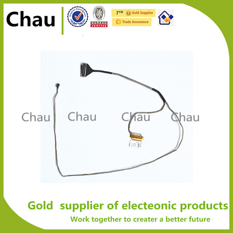 Computer Cables Yoton Wholesale New LCD Flex Video Cable for Lenovo G770 G780 Laptop Cable P//N DC020017D10 Cable Length: Other