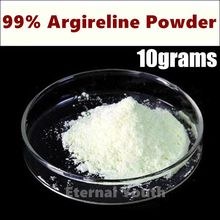 10grams 99 Argireline Areginine Pow Der High quality Cosmetic Ingredient Acetyl Hexapeptide 8 Anti Aging Ageless