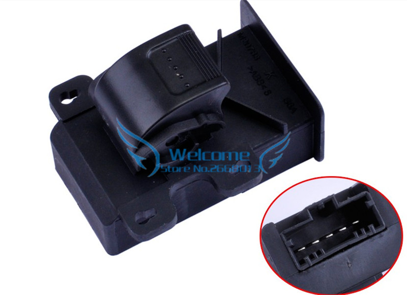Original AUTO PART Front REAR RIGHT REAR LEFT window switch Glass lifter switch for Honda City 2006-2012