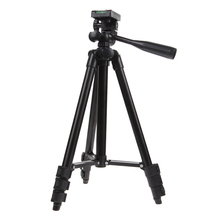 Buy Professional Travel Tripod Unfolded(1020mm)+Bag For Digital Camera Camcorder Video Tilt Pan Head Max. Load 2.5kg
