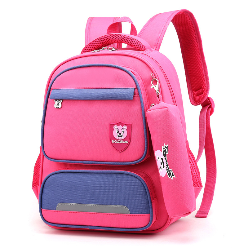 Waterproof Children School Bags Boys Kids Backpacks Girls Primary School Backpack Schoolbag Orthopedic Backpacks Mochila Escolar