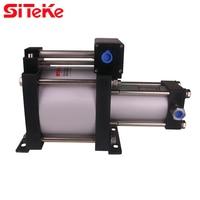 SITEKE Air Pressure Booster Pump AB04 4:1 Ratio Increasing pressure to Max 33.2 bar Min driving gas pressure 1.7 Bar