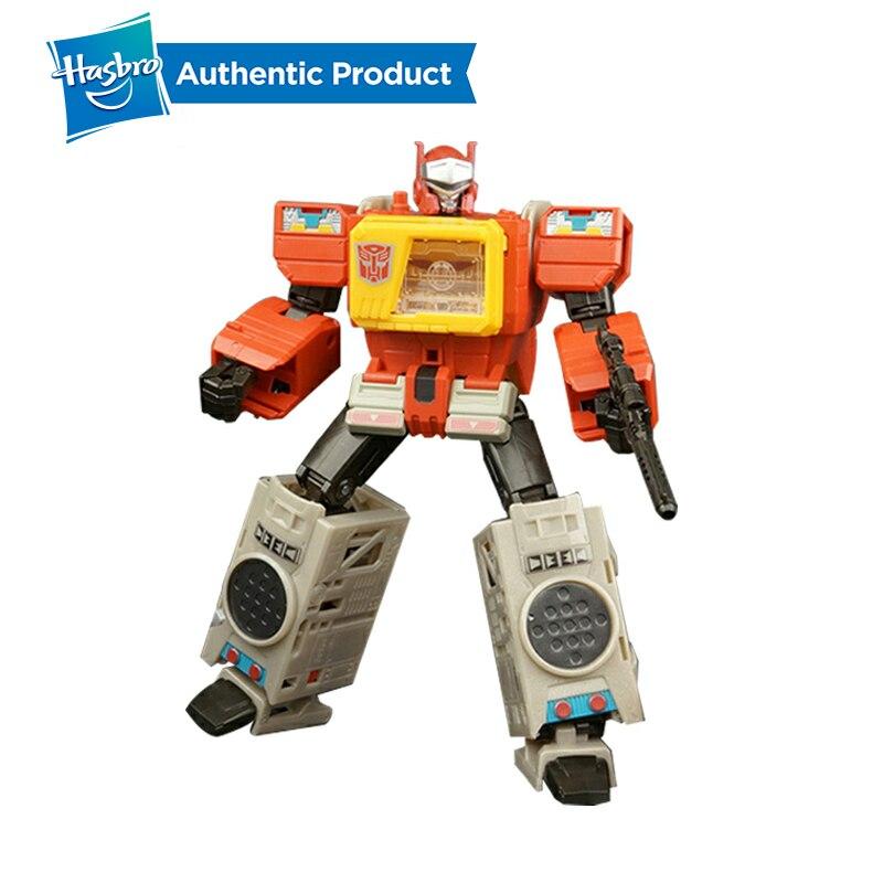Brinquedos Titans Gerações Retorno Classe Líder Autobot Transformadores Hasbro Blaster Action Figure Coleção Modelo de Carro Menino Boneca