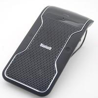 1 Set Sun Visor Wireless Bluetooth Car Kit Speakerphone Music Player With Car Charger