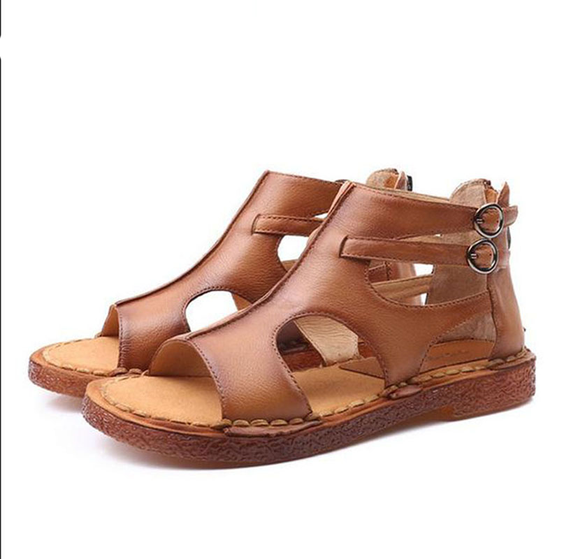 The new high quality original brand women's sandals in 2017, women's hand-made leather sandals for women's leather sandals are c 100%new adc16471ciwm adc16471 sop24 ns brand new original orders are welcome