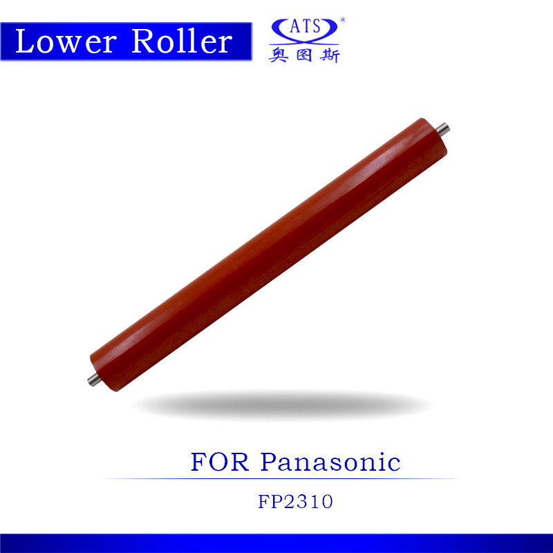 1PCS Photocopy Machine Lower Pressure Fuser Roller For Panasonic DP 2310 Copier Parts DP2310 dzlm000112 dp2310 dp2330 dp3010 dp3030 dp2000 dp2500 dp3000 dp8025 dp8032 copier lower roller bearing for panasonic