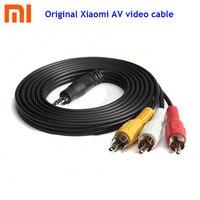 Original Xiaomi 3 5mm Plug AV Video Cable HD Audio Video Cables For Xiaomi 3 3C