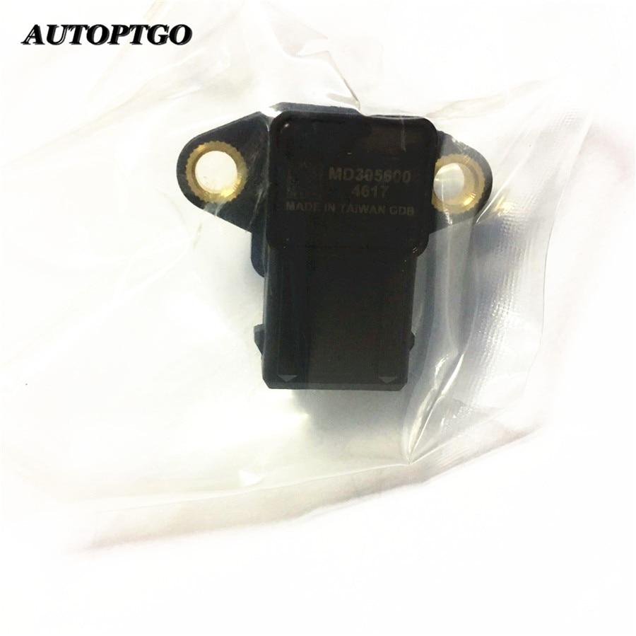 Autoptgo New MD 305600 Intake Air Pressure Sensor MAP Sensor MD305600 For Mitsubishi Eclipse Galant Lancer Sebrina Stratus