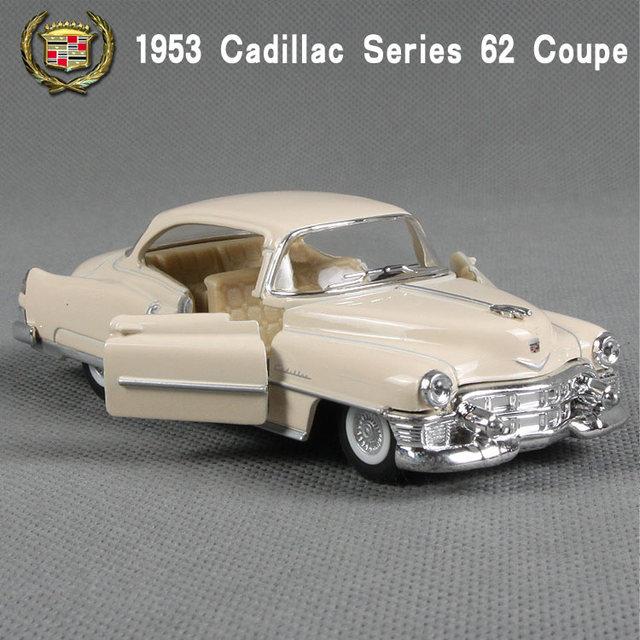 Soft world cars cadillacs 62 classic car alloy car model WARRIOR toys