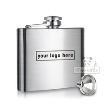 Unique personalized wedding favors for groomsman Liquor Whisky Hip Flasks Custom FREE with your date baby shower