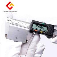 Измерительный инструмент Нержавеющаясталь цифровой суппорт 0 150 мм четыре с Электронный штангенциркуль точности измерительные приборы