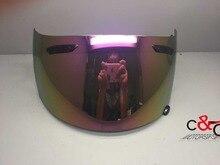 free shipping arai visor Fit Model RR5/QUANTUM-J/ASTRO-IQ/RAPIDE-IR Visor helmet