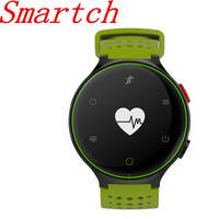 Smartch X2 Smart watch IP68 Bluetooth 4.0 Android watch Waterproof Heart Rate Monitor Pedometer kid smartwatch sport with GPS