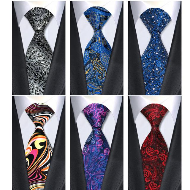 Men's Wedding Silk Ties