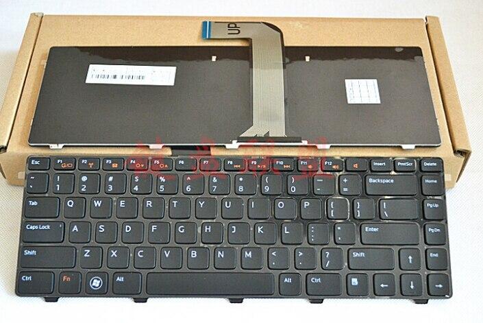 Keyboard FOR DELL 14R-N4120 3555 3420M 5420 15TD-2728 15RD-1818 M4040 M405014VR M411R N4040 N4050 US laptop keyboard
