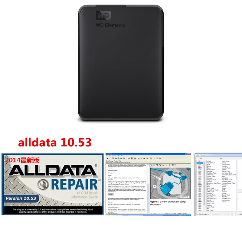 Car Repair Tools Back To Search Resultsautomobiles & Motorcycles Latest Collection Of 2019 Auto Repair Alldata Software And All Data 10.53 Car Software In 640gb Hdd Usb3.0 For Cars And Trucks Fit Windows 7/8 Bringing More Convenience To The People In Their Daily Life