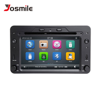 Josmile 2 din Car DVD Player For Alfa Romeo 159 Brera Spider Sportwagon Navigation Multimedia Stereo GPS AutoRadio Head Unit