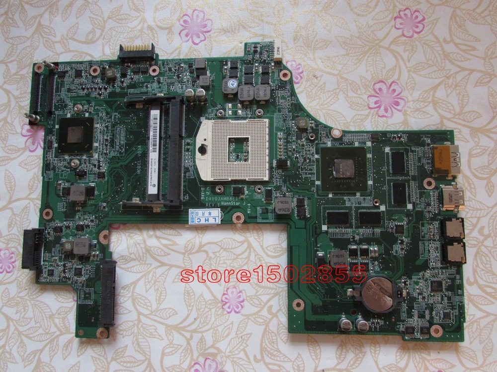 037F3F 37F3F For Dell N7110 Motherboard DAV03AMB8E1 1100%Tested