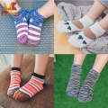 Monkids Explosion Models 5pairs/lot Boat Socks Soft and Breathable Kid Sock Cotton Baby Boys Girls Socks Colorful Kawaii Socks