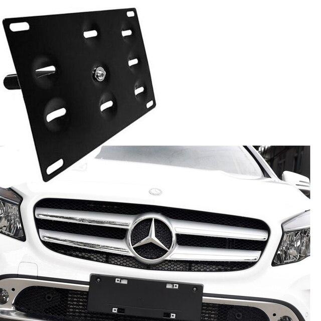 Бампер Фаркоп Номерного знака Кронштейн Держатель Для Benz W204 W212 W216 Новый W221