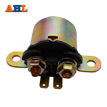 AHL Motorcycle Starter Relay Solenoid For CAN AM outlander MAX 650 800 XT STD LTD 4X4 2006-2007 DS650 X 2004-2007