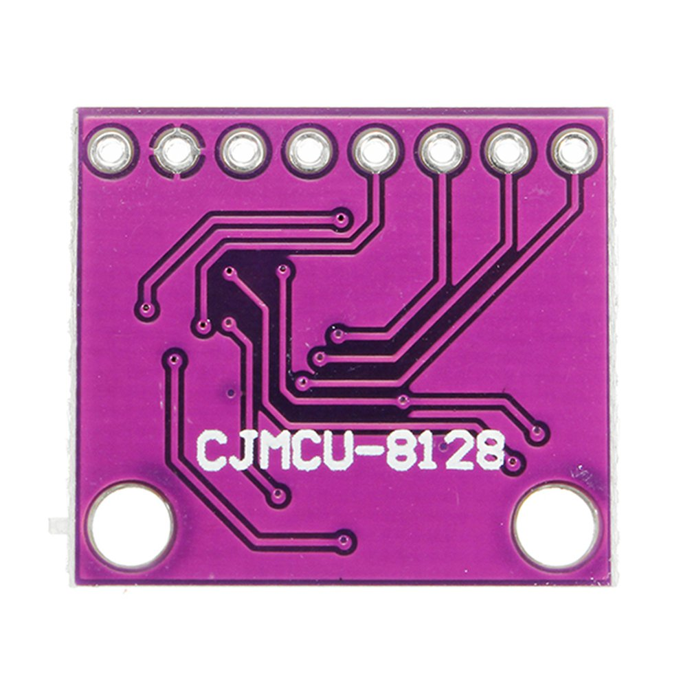 Image 3 - CJMCU 8128+CCS811+HDC1080+BMP280 Temperature Humidity Gas Pressure Module Board High Precision CO2 Air Quality Sensor-in Home Automation Kits from Consumer Electronics