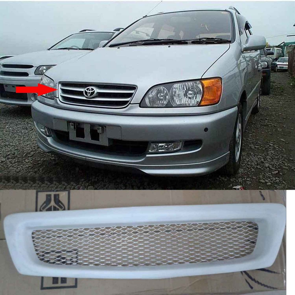 For Toyota Ipsum Picnic 1996 2000 year Front Racing grill-in Racing Grills  from Automobiles & Motorcycles on Aliexpress.com | Alibaba Group