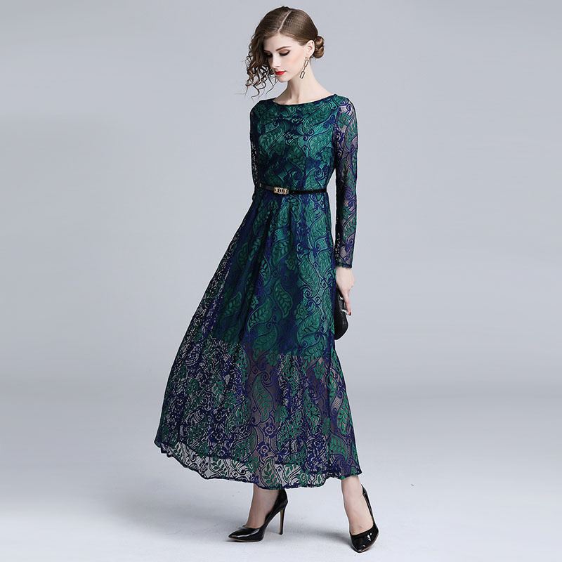 Women's Clothing Women Summer Maxi Dress New With Pockets Casual Floral Printed Bohemian Floral Long Beach Holiday Sundress Elegant Dress Vestido Exquisite Craftsmanship;