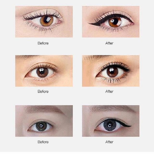 QiBest Professional Waterproof Eyeliner Pencil