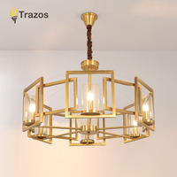 Modern LED Double Spiral Gold Chandelier Lighting for Foyer Stair Staircase Bedroom Hotel HallCeiling Hanging Suspension Lamp