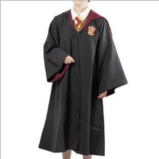 adult kids potter gryffindor cloak robe women men hufflepuff ravenclaw slytherin clothing for harries halloween costume