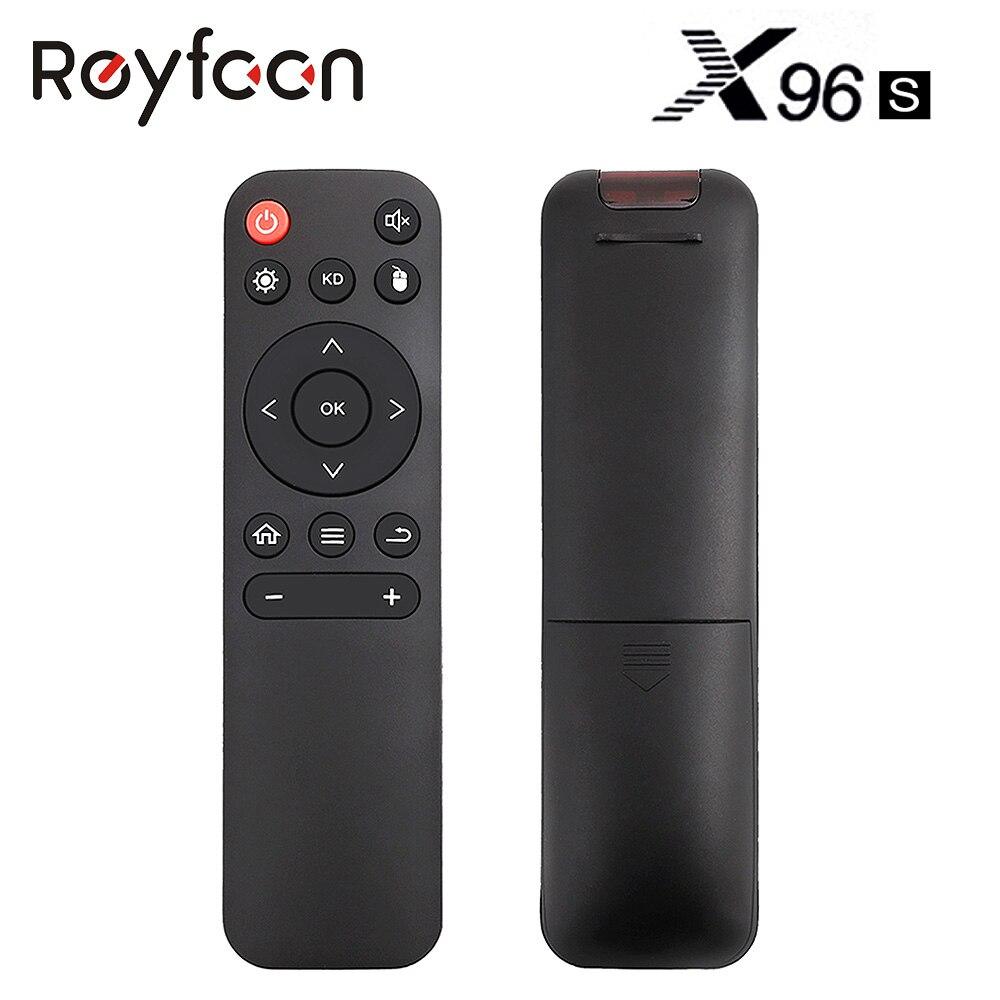 Ersatz Set-Top-Box Fernbedienung Remote Control für X96MAX X98 PRO X92