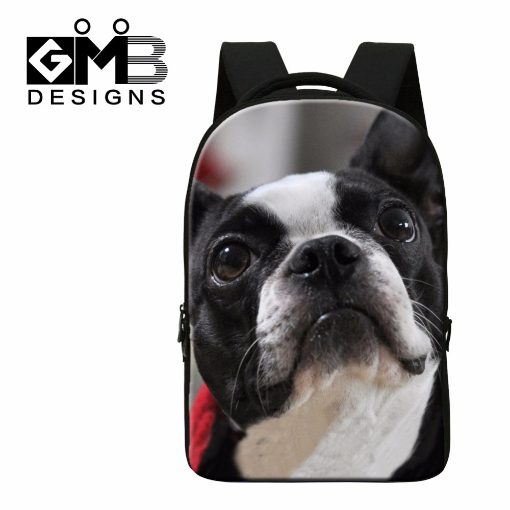 Dog Printed School Backpacks for Girls,Lovely School Bags for Youth,Cute College laptop back pack,bookbag for Teens day packs cute animal print computer backpacks dog laptop back pack for 14 inch boys cat school bookbag college girls mochila book bag