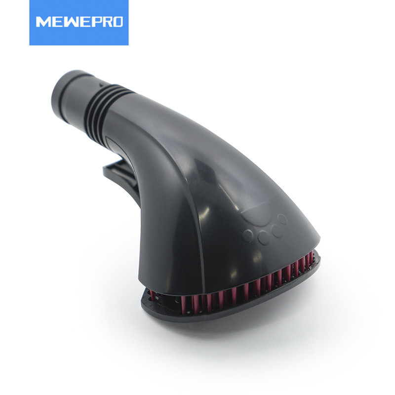 32mm Vacuum Cleaner Pet Hair Brush Grooming mites killing Pet Hair Vacuum Tools Nozzle Attachment Tool for dog Teddy cat dele q 006 pet stainless steel blade dog cat short hair shedding grooming comb brush pink black