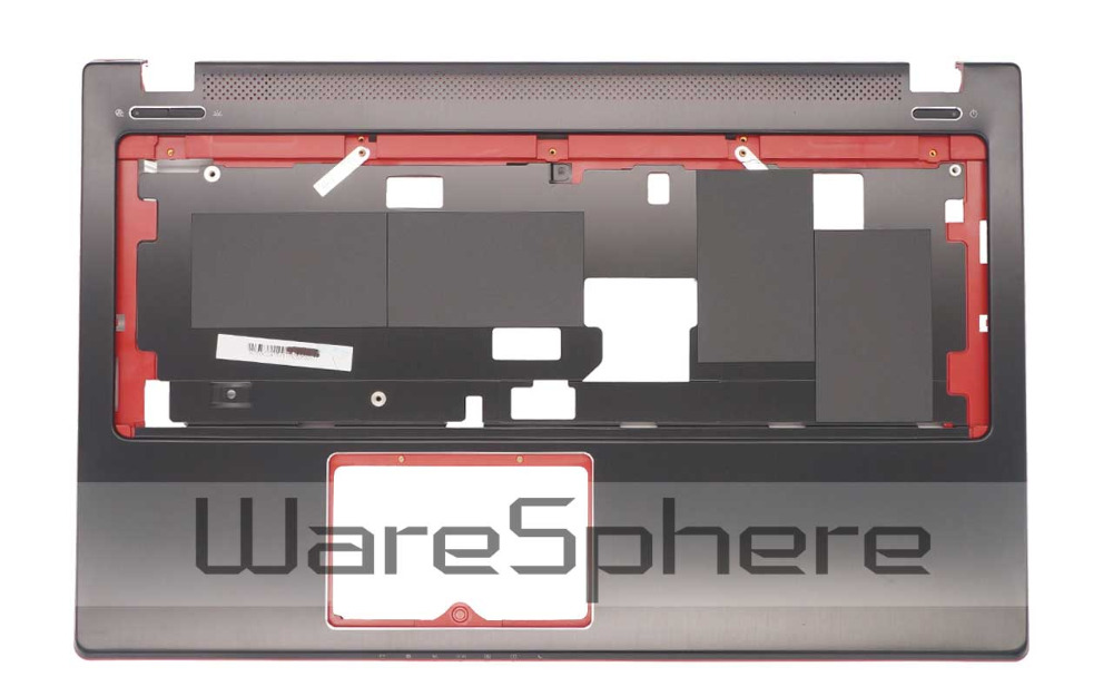 купить New Top Cover Upper Case  for MSI GE60 3076GCC415Y31 307-6GCC415-Y31 Black по цене 3872.46 рублей