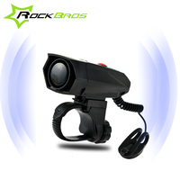 ROCKBROS Cycling Cycle Horns Bike Bicycle Safety Practical Convenient Handlebar Ring Extremely Seriously Loud Sound Alarm
