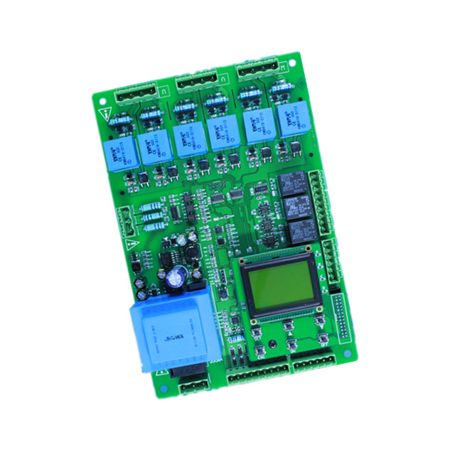ST31C 3 фазы тиристорный фазы триггер контроллер стрельбы Доска модуль 6 импульсный трансформатор драйвер поддержка PLC