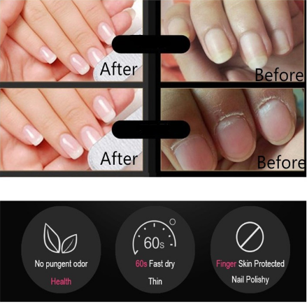 US $1 65 |Bukio Semi permanent Liquid for Removing Gel Varnish Everything  for Manicure Degreaser for Nails Hybrid Lacquer Uv Lamp-in Nail Gel from