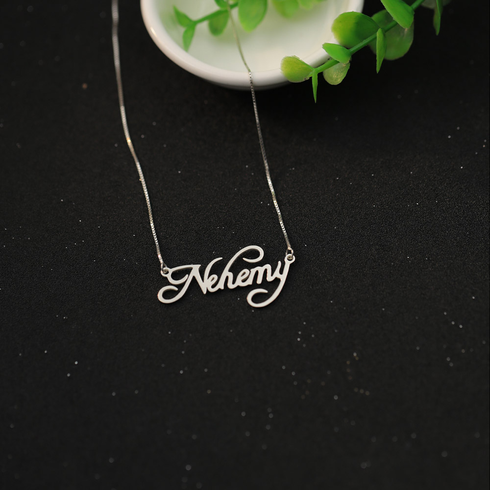 Popular Name Customized Necklace-Buy Cheap Name Customized ...