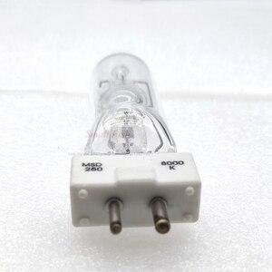 Image 5 - 2021 חדש שלב DJ אור מנורת MSD 250/2 MSD250W ואט 90V MSR הנורה NSD 8000K מתכת הלוגן מנורה הזזת ראש אורות נורות