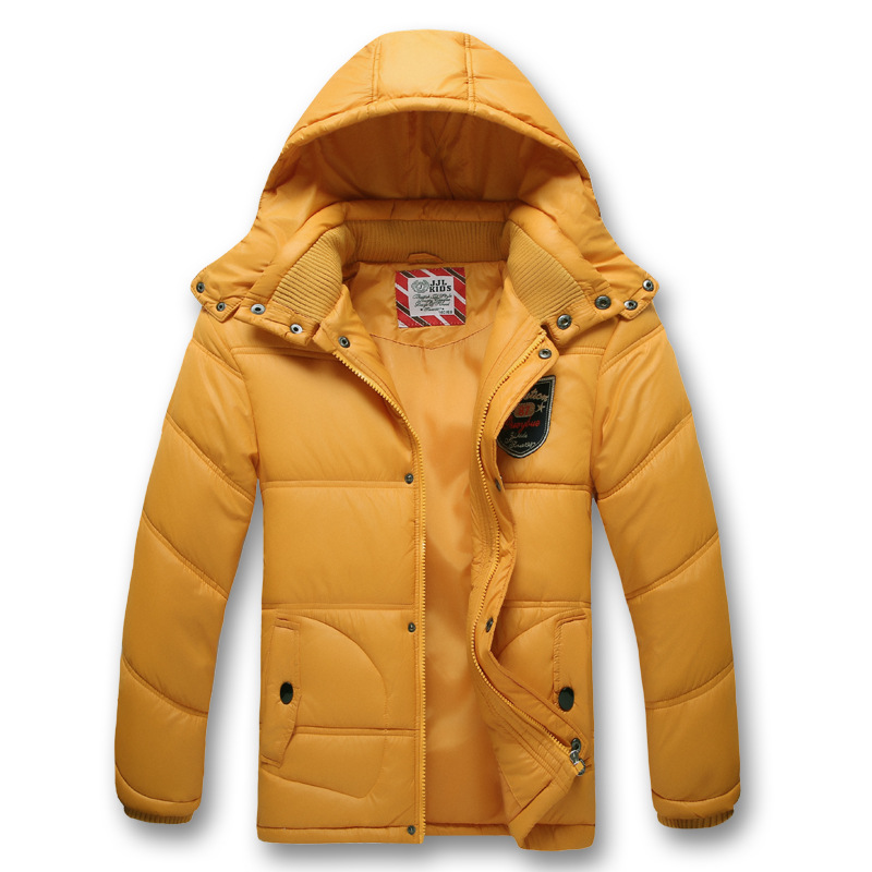 Image 3 - Children Outerwear Warm Coat Sporty Kids Clothes Waterproof Windproof Thicken Boys Girls Cotton padded Jackets Autumn and Winter-in Jackets & Coats from Mother & Kids