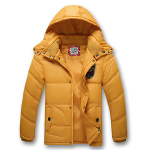 Image 3 - Children Outerwear Warm Coat Sporty Kids Clothes Waterproof Windproof Thicken Boys Girls Cotton padded Jackets Autumn and Winter