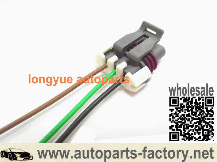 Manifold Pressure MAP Sensor Wiring Pigtail Connector GM LS1