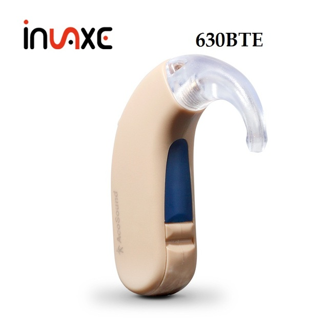 Invaxe Newest Design 630BTE  6 channels Digital  Hearing Aid Amplifier For The Elderly  Promotion Free Shipping hearing Device