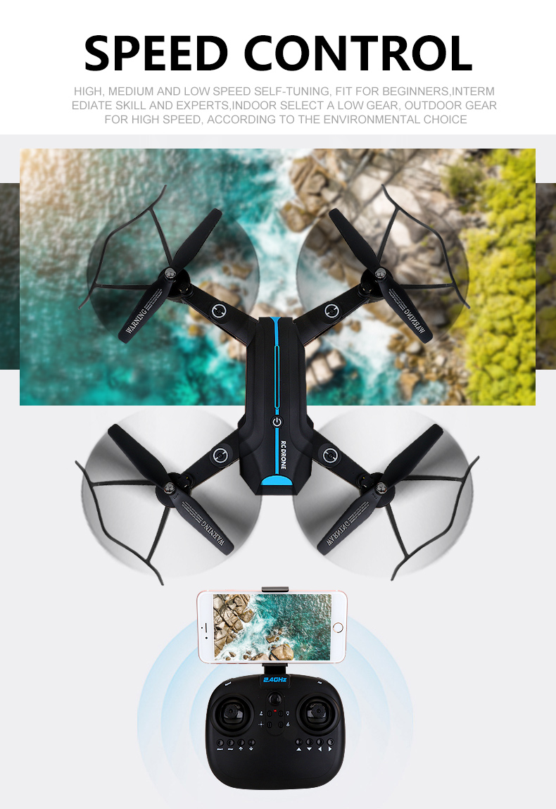Drone With Aircraft GPS 11
