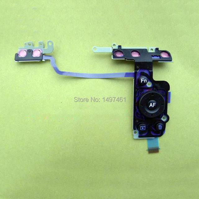 User Interface Board Wheel Selection menu botton repair Parts for Sony DSLR A560 A580 A560 SLR