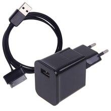 США ЕС Plug 5V 2A Travel USB Зарядное устройство Адаптер Питания Разъем AC Разъем Для Samsung Galaxy