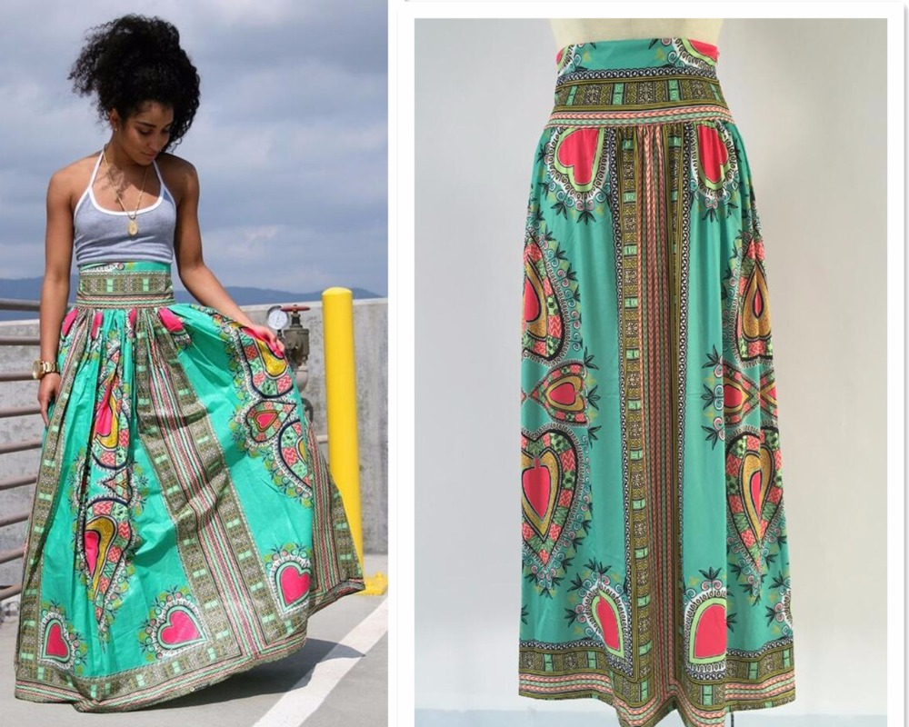 Popular Flared Maxi Skirts-Buy Cheap Flared Maxi Skirts lots from ...